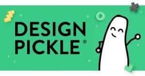 Conception d'un logo de cornichon